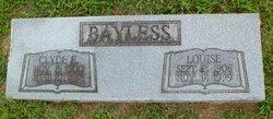 Louise A <i>Fizer</i> Bayless