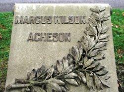 Marcus Wilson Acheson