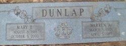 Mary Dunlap