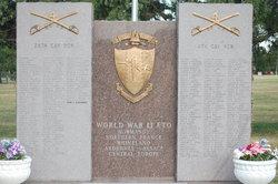 Fourth Cavalry World War II Memorial