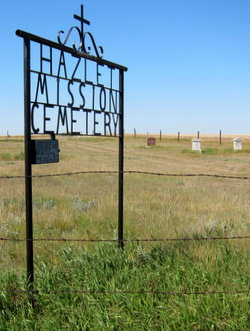 Hazlet Mission Cemetery