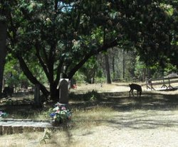 Whiskeytown Cemetery