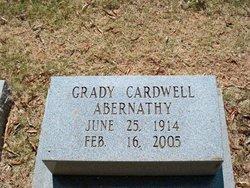 Grady Cardwell Abernathy