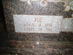 Joe Elsmere Connell