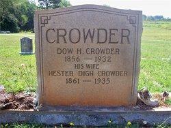 Dow H Crowder