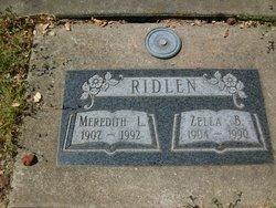 Meredith Louis Ridlen