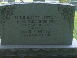 Elijah Barrett Prettyman