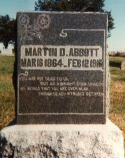 Martin Dudley Abbott