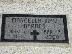 Marcella May <i>Medlin</i> Barnes
