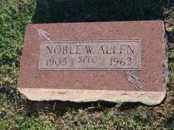 Noble Winfred Allen