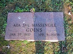 Ada Sue <i>Massengill</i> Goins