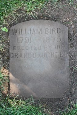 William Birge, Sr