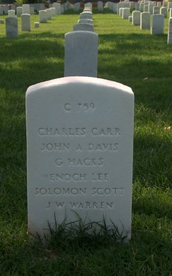 Pvt Charles Carr
