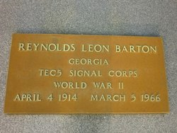 Reynolds Leon Barton
