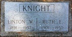 Ruth Evelyn <i>Williams</i> Knight