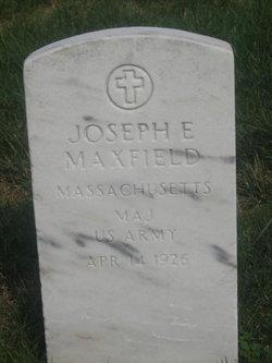 Joseph Ellwell Maxfield