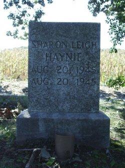 Sharon Leigh Haynie