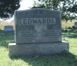 Virginia Lee <i>Sampson</i> Edwards