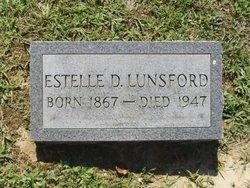 Sarah Estelle <i>Douglas</i> Lunsford