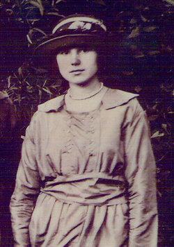 Mary Evie <i>Bowman</i> Crumpton