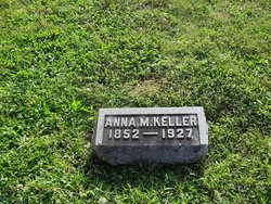 Anna Maria Annie <i>Wegerle</i> Keller