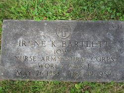 Irene K. Bartlett