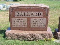 Myrtle Elizabeth ( Elizabeth Bessie <i>Chaplin</i> Ballard
