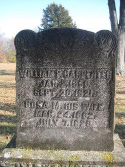 Rosa M. Carpenter