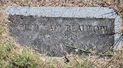 Billy Earl Beauford