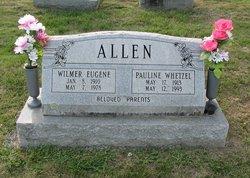 Wilmer Eugene Allen