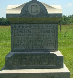 Catherine <i>Augustine</i> Cramer