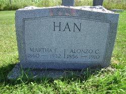 Martha E <i>Fenters</i> Han