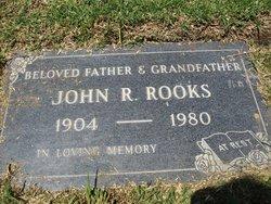John Richard Jack Rooks, Jr