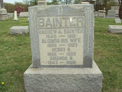 Amanda D <i>Riney</i> Bainter