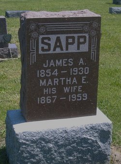 James Arthur Sapp
