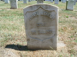 Pvt John Adams