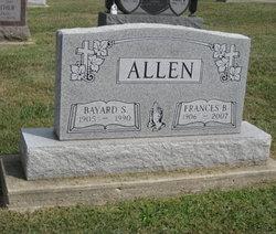 Emma Frances <i>Browning</i> Allen