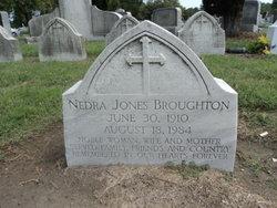 Nedra <i>Jones</i> Broughton