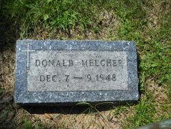 Donald Melcher