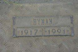 Hyman Eisensmith
