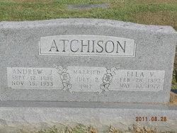 Ella V <i>Stover</i> Atchison