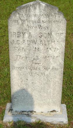 Irby A. Altman