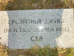 Corp Arthur J Byrd
