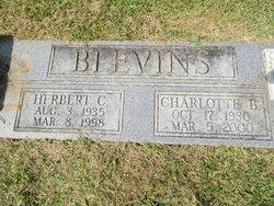 Charlotte B. Blevins