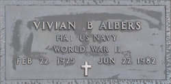 Vivian B <i>Burd</i> Albers