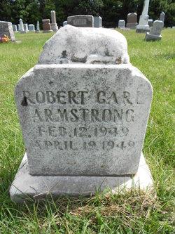 Robert Carl Armstrong