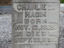 Charlie D Hagin