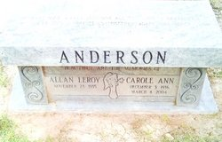 Carole Ann Anderson