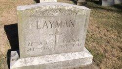 James A Layman