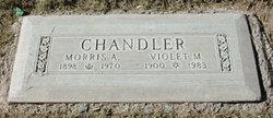 Morris A. Chandler
